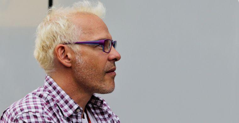 Villeneuve vindt tijdstraf een gênante vertoning voor de F1