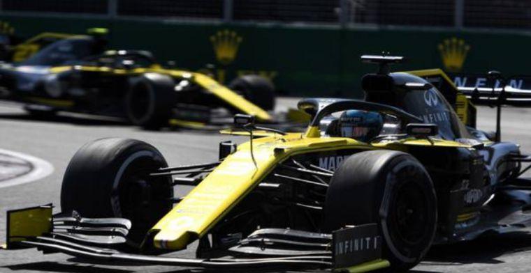 Hulkenberg upset after team orders cost him chance to overtake Ricciardo