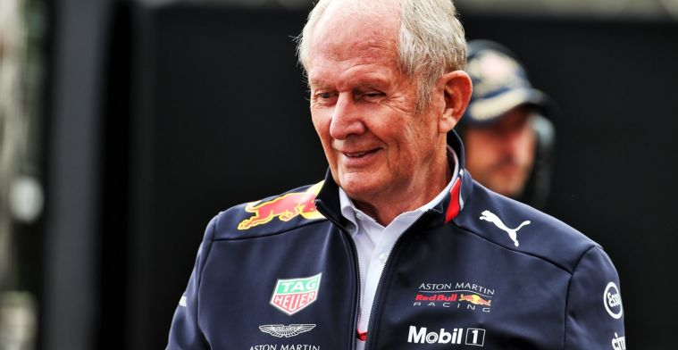 Marko is het niet eens met tijdstraf Vettel: Hij heeft niks fout gedaan