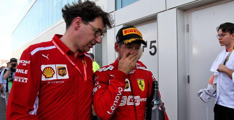 Ferrari wil in beroep tegen straf Vettel in Canada: Klok begint te tikken!
