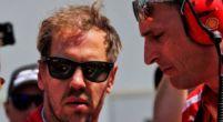 """Afbeelding: Lammers over bordenwissel: """"Ik vond dit geen sterke actie van Vettel"""""""