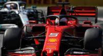 Afbeelding: Tweede stuurbeweging van Vettel aanleiding tot tijdstraf