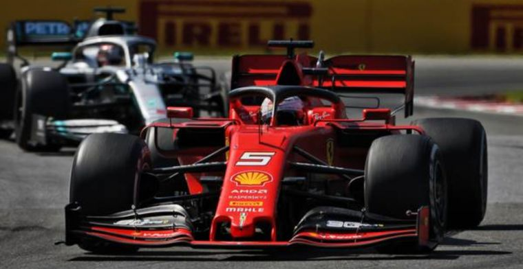 Former McLaren driver says stewards were consistent on Vettel penalty