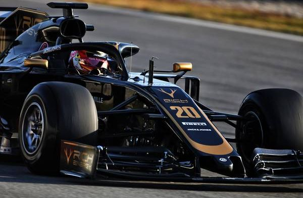Steiner gives reason for Magnussen's furious radio message