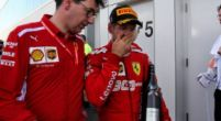 Afbeelding: Ferrari gaat mee in 'kinderachtig gedrag' van Sebastian Vettel