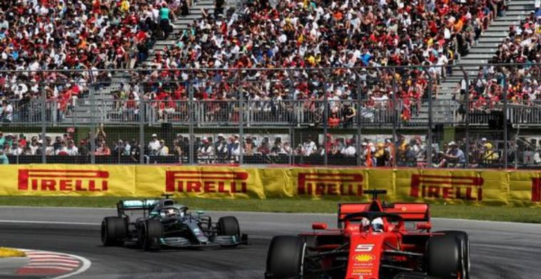 Hamilton and Vettel should have been allowed to race - Brundle