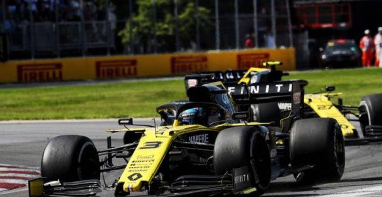 Renault straight line speed has improved - Ricciardo