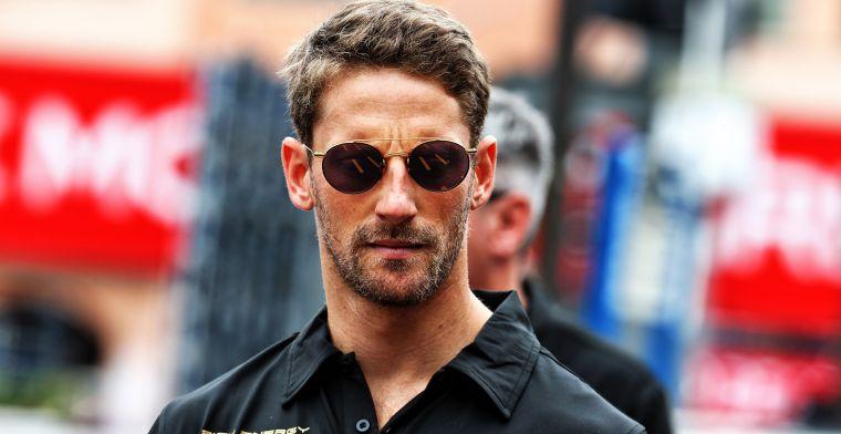 Inbrekers willen prijzenkast Grosjean plunderen: Fransman jaagt ze weg!