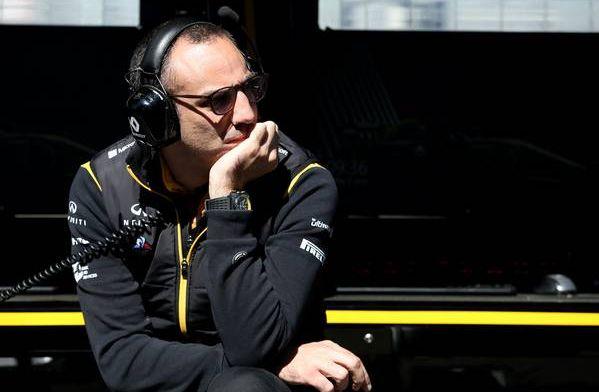 """Abiteboul: """"Formule 1 auto's zwaarder maken was een verkeerde keuze"""""""