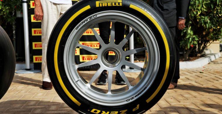 Renault mag als eerste met 18 inch wielen testen