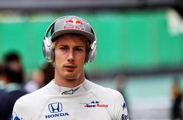 Brendon Hartley to replace Fernando Alonso in Toyota's WEC seat for 2019/20
