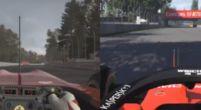 Afbeelding: Het verschil tussen F1 2010 en F1 2019