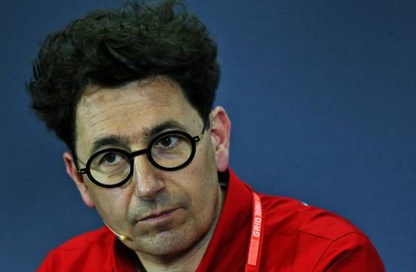 Binotto insists Ferrari haven't found cure for weaknesses yet