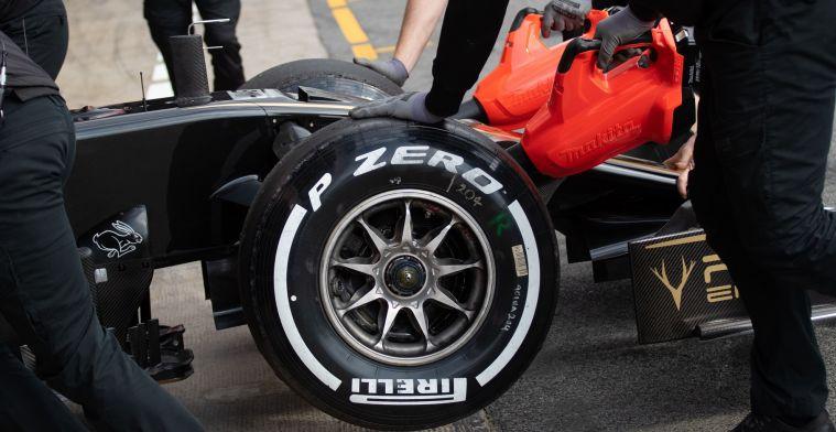 Pirelli maakt bandenkeuze Russische Grand Prix bekend: Geen hypersofts dit jaar!
