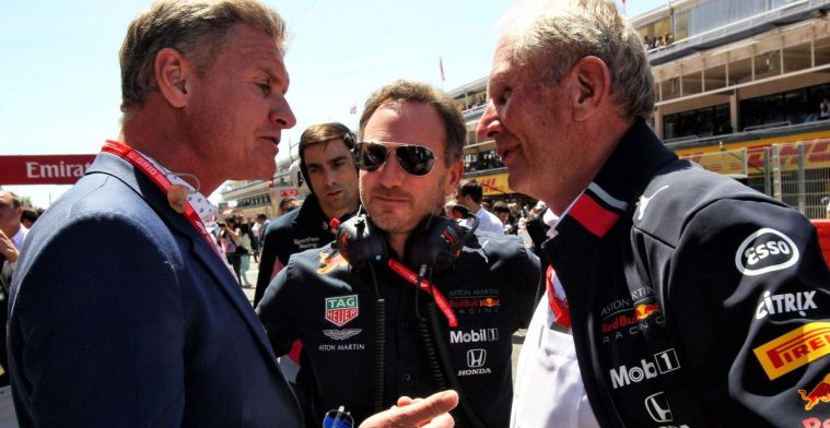 Red Bull is volgens David Coulthard slachtoffer van hun eigen succes