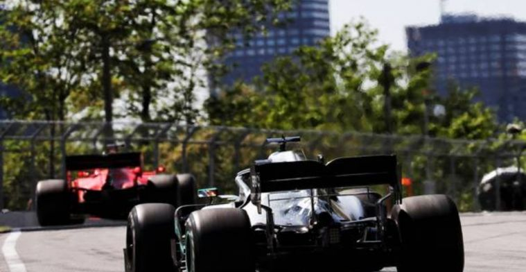Hamilton believes Ferrari used another engine mode in Canada