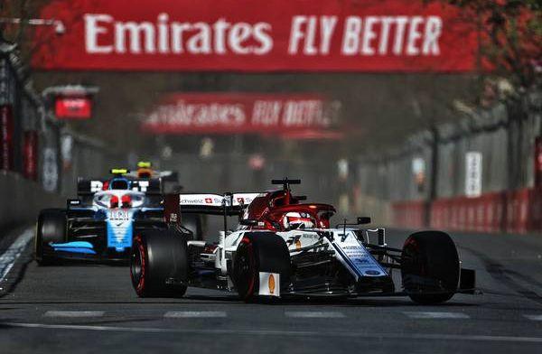 Kimi Raikkonen says switch from Ferrari to Alfa Romeo hasn't changed anything