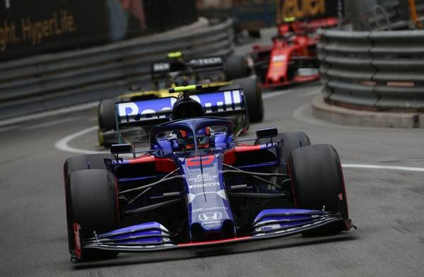 Albon is getting used to life in Formula 1 after daunting start