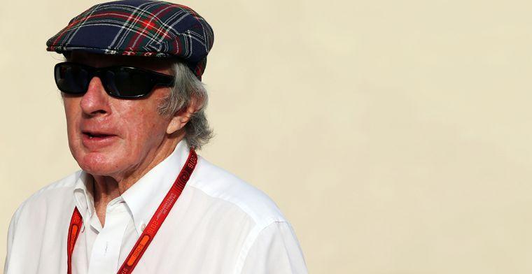 Stewart: 'Ik was ontzettend opgelucht toen ik stopte met F1'