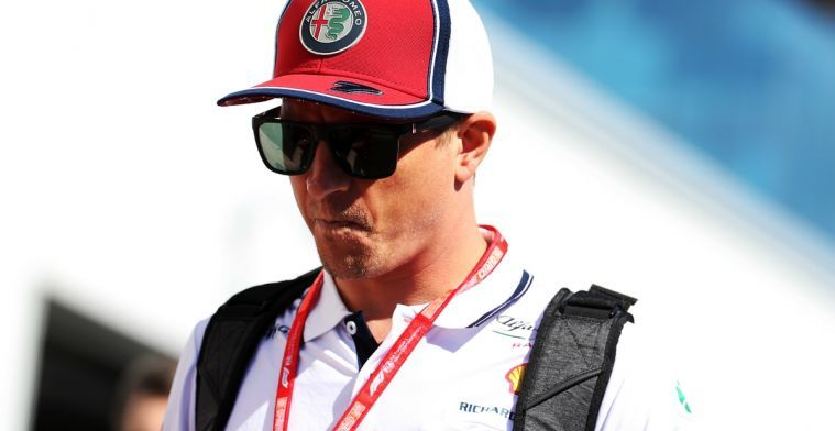 Raikkonen: F1 is more exciting in the midfield