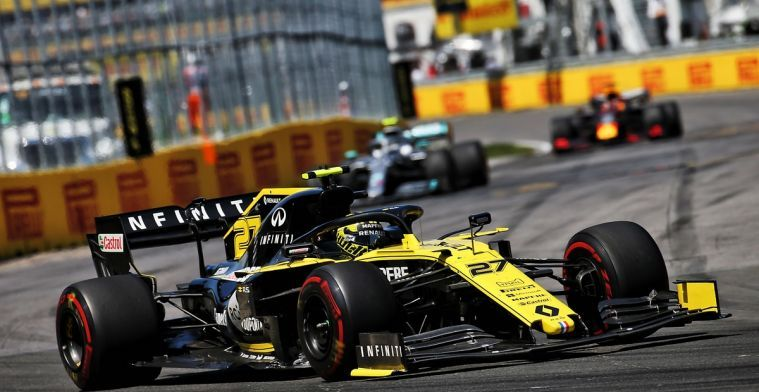 Abiteboul: Renault back on track after Canada
