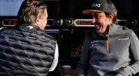 """Afbeelding: Zak Brown over comeback Alonso: """"Wij hebben geen stoeltjes vrij"""""""