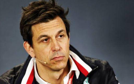 """Afbeelding: Wolff deelt toekomstvisie: """"Formule 1 auto's gaan richting 50 procent elektrisch"""""""