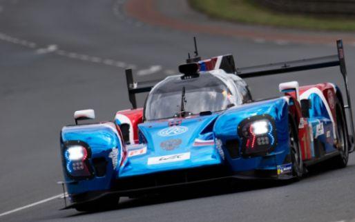 """Afbeelding: Vandoorne na debuut in Le Mans: """"Ik wil terugkomen en proberen om te winnen"""""""