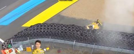 Update: Racing Team Nederland back in action na crash De Vries!