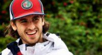 """Afbeelding: Giovinazzi hoopt op verbetering: """"Vergeet niet dat het team ook nog jong is"""""""