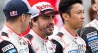"""Afbeelding: Alonso na Le Mans winst: """"#7 was sneller, maar pech kostte mij eerder WK's..."""""""