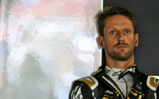 """Afbeelding: Thuisheld Grosjean blikt vooruit naar Franse GP: """"Dit wordt een goede test"""""""