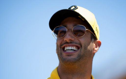 """Afbeelding: Daniel Ricciardo: """"Hopelijk kan het team trots op mij zijn na deze Grand Prix"""""""
