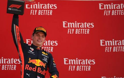 Image: Two Verstappen's will be on track across the Austrian Grand Prix weekend