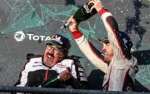 Afbeelding: Toyota-teambaas niet gelukkig na 1-2 in 24-uur van Le Mans