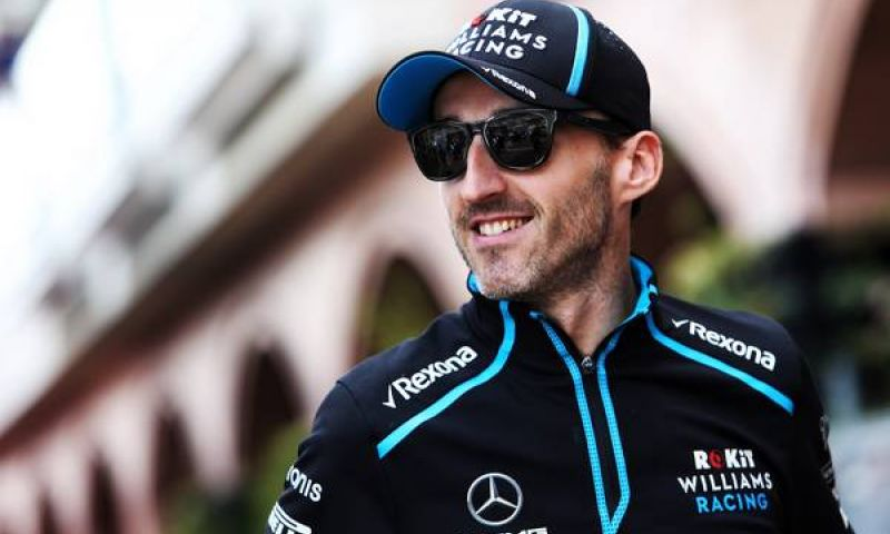 Image: Kubica believes he and Russell are driving in