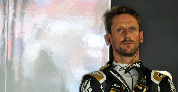 Thuisheld Grosjean blikt vooruit naar Franse GP: Dit wordt een goede test