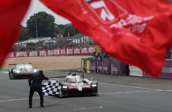 Alonso thinks his Toyota didn't deserve to win 24 Hours of Le Mans
