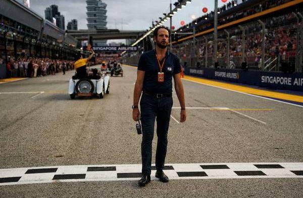 Formule 1 communicatiedirecteur neemt ontslag