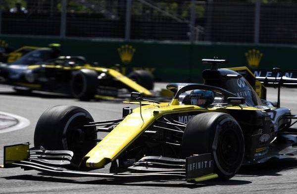 WATCH: Both Renault drivers take a Fiat 500 around Paris!