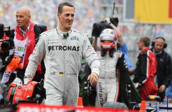 Schumacher never blamed Ferrari for any problems says Stefano Domenicali