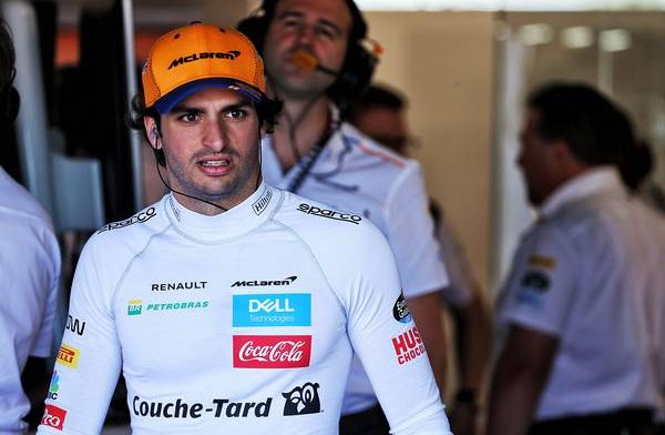 Sainz insists there is no time to relax in France