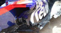 Afbeelding: Kijken: Alonso ontwijkt ternauwernood chaos in bocht één van GP Frankrijk 2018
