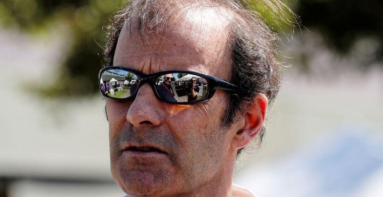 Steward Pirro beschuldigt media van bedreigingen na GP Canada
