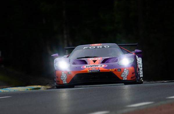 Jeroen Bleekemolen raakt zijn zege in Le Mans kwijt door te grote tank