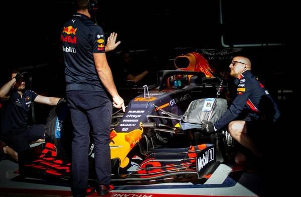 Christian Horner against 2021 rules and proposes change