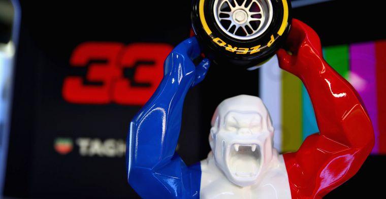 Voorbeschouwing GP Frankrijk: Updates, files en een brandend zonnetje!