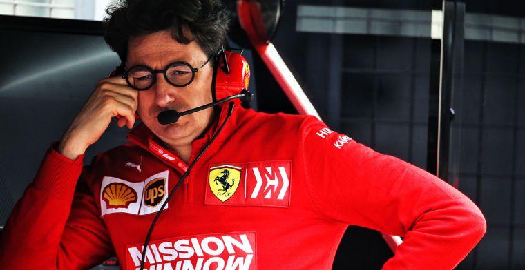 Ferrari neemt 'kleine evoluties' mee voor GP van Frankrijk
