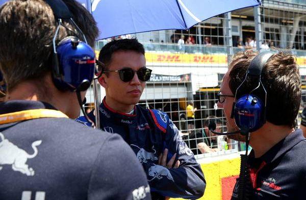 Paul Ricard will suit Toro Rosso car - Albon