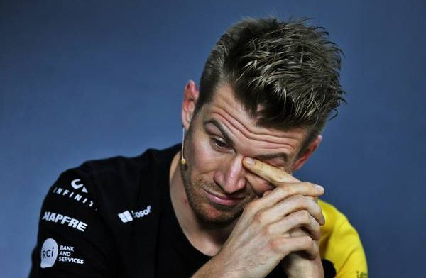 Hulkenberg 'would be sad to see German Grand Prix go'